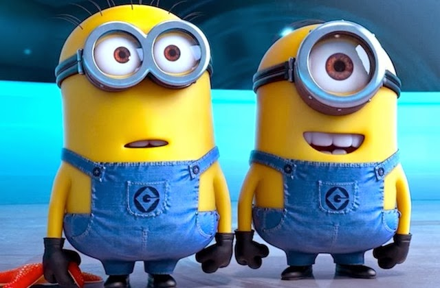 Despicable Me 2 mnion