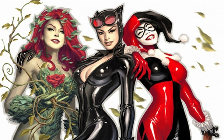 Harley Quinn Returns In Gotham City Sirens