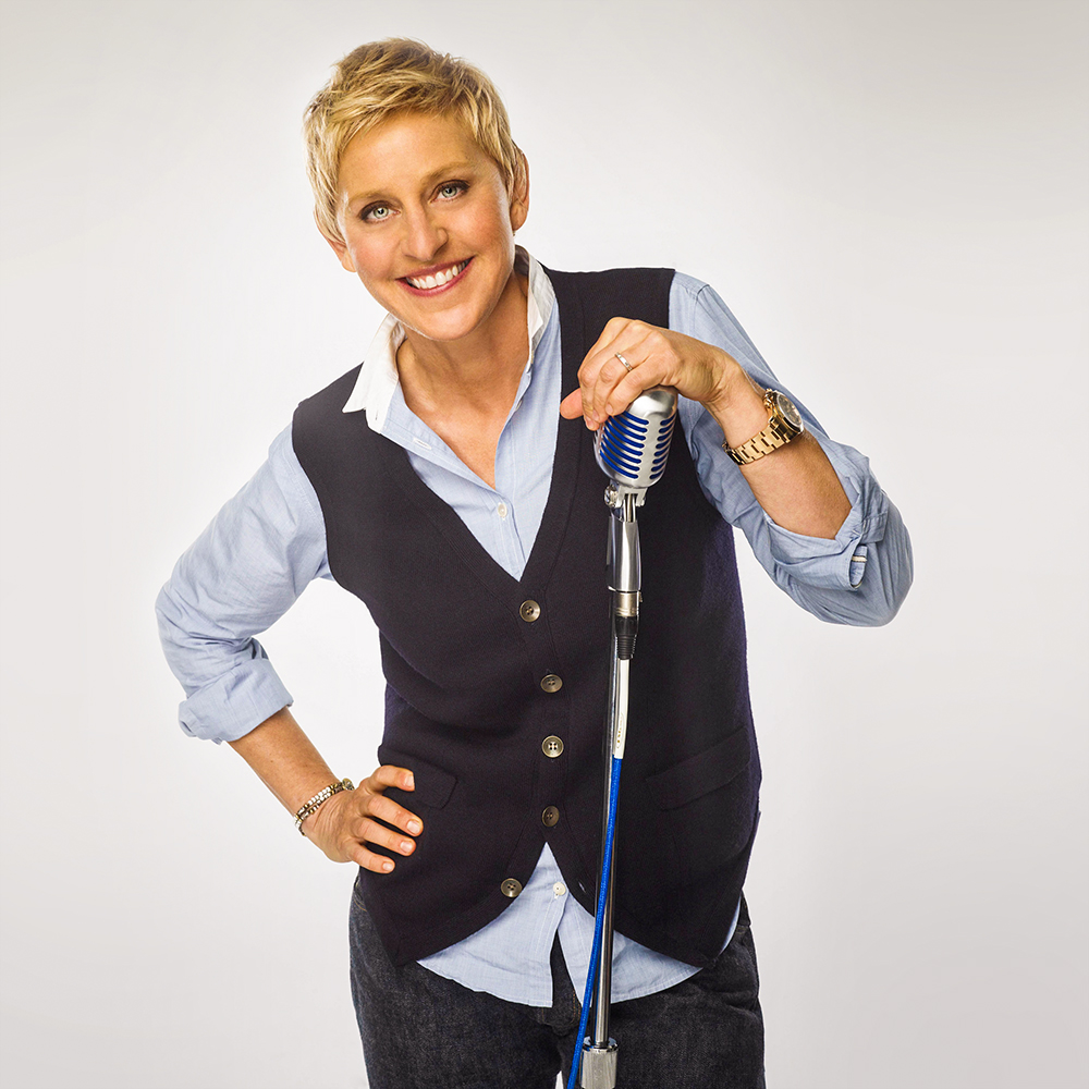 Ellen Lee DeGeneres was born in Metairie, Louisiana on January 26, 1958.  She started career in 1980 and later appeared on The Tonight Show Starring  Johnny ...