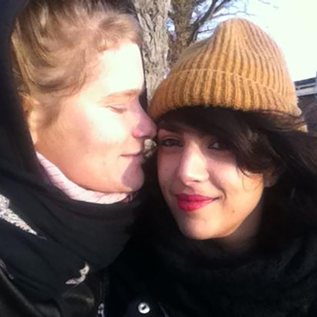 Lesbian blog pics