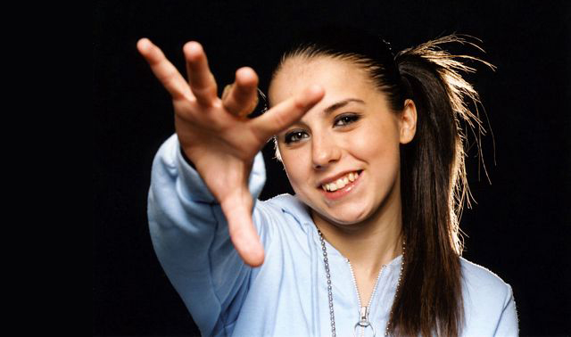 Is lady sovereign a midget