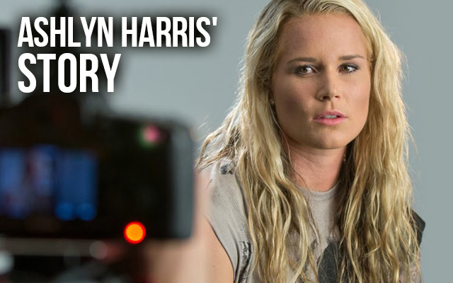 The Ashlyn Harris Story