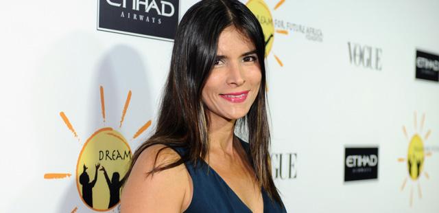 Patricia Velasquez - Comes Out
