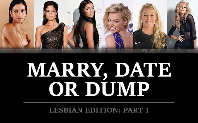 Lesbian part 1