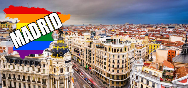 LGBT Travel - Madrid