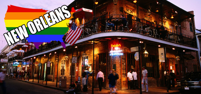 LGBT Travel - New Orleans