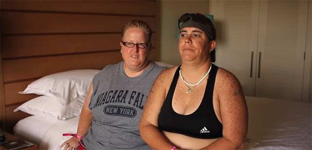 Lesbian Dating - Butch Lesbian Couples