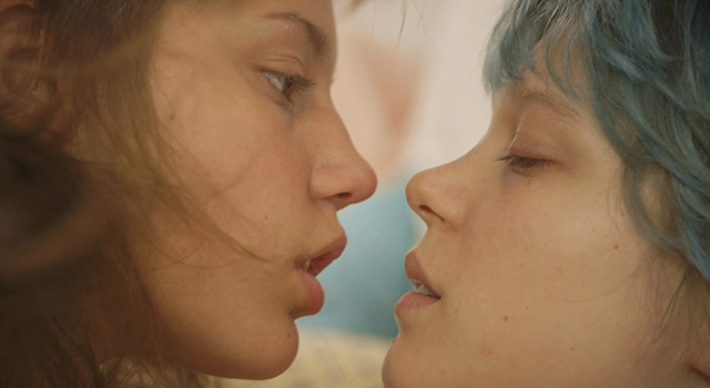 Lesbian Movies - Blue is the Warmest Color