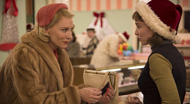 Lesbian Movies - Carol